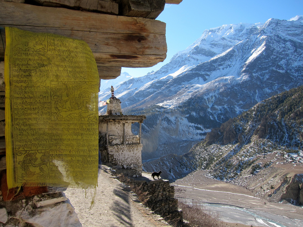 Annapurna Circuit: A Trek Of a Lifetime