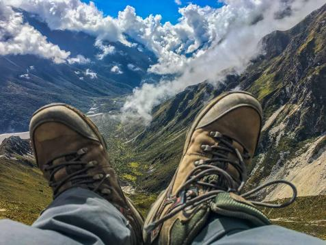 Langtang trek: The untold story of Resilience